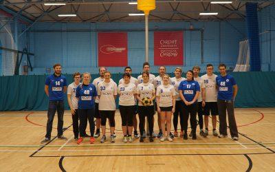 Cardiff City & Met #teamNCMH